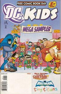 DC Kids Mega Sampler Vol 1 1
