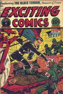Exciting Comics Vol 1 40