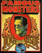 Famous Monsters of Filmland Vol 1 100