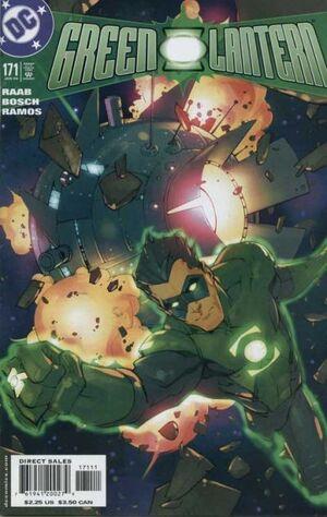 Green Lantern Vol 3 171