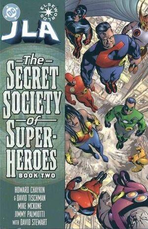 JLA Secret Society of Super-Heroes Vol 1 2
