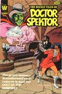 Occult Files of Dr. Spektor Vol 1 25 Whitman