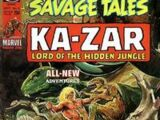 Savage Tales Vol 1 6
