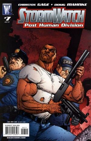 Stormwatch Post Human Division Vol 1 7