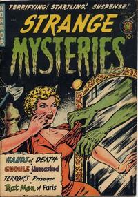 Strange Mysteries Vol 1 4