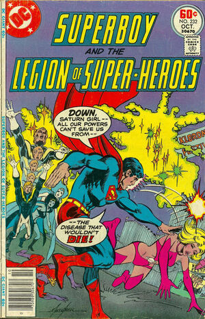 Superboy and the Legion of Super-Heroes Vol 1 232