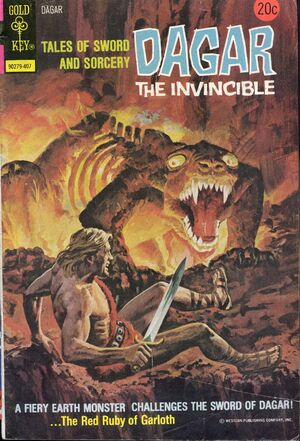 Tales of Sword and Sorcery Dagar the Invincible Vol 1 8