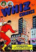 Whiz Comics Vol 1 96