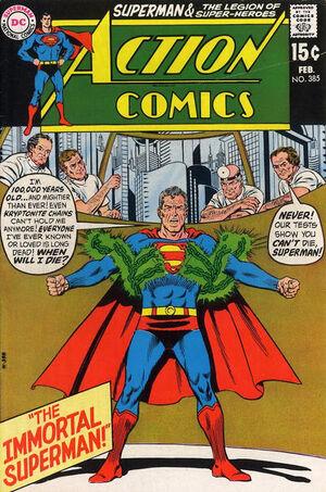 Action Comics Vol 1 385