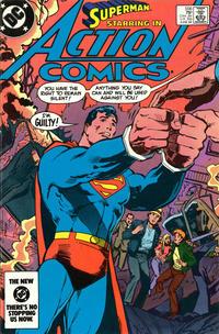 Action Comics Vol 1 556