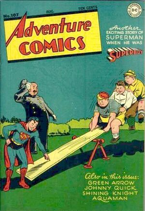 Adventure Comics Vol 1 107