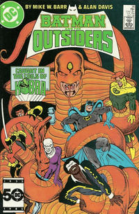 Batman and the Outsiders Vol 1 26