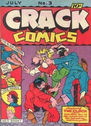 Crack Comics Vol 1 3