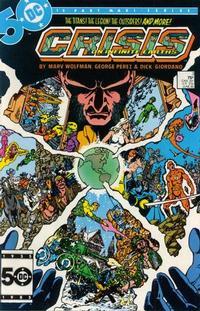 Crisis on Infinite Earths Vol 1 3