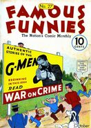 Famous Funnies Vol 1 27
