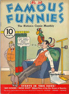 Famous Funnies Vol 1 38