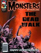Famous Monsters of Filmland Vol 1 253-D
