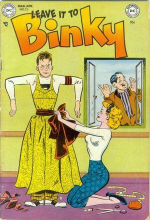 Leave it to Binky Vol 1 25