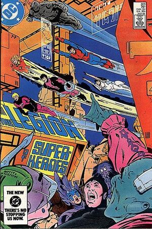 Legion of Super-Heroes Vol 2 313