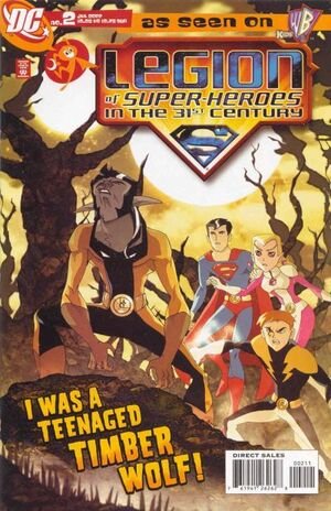 Legion of Super-Heroes in the 31st Century Vol 1 2