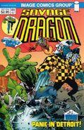 Savage Dragon Vol 1 89