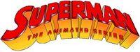 Superman animated logo