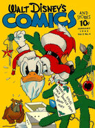 Walt Disney's Comics and Stories Vol 1 16