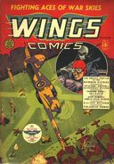 Wings Comics Vol 1 2
