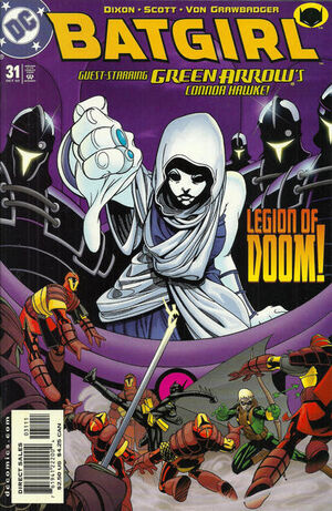 Batgirl Vol 1 31