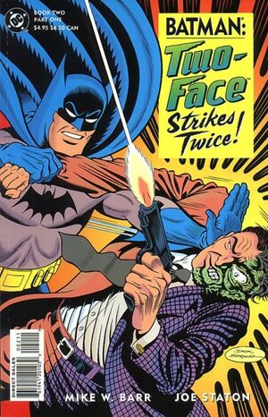 Batman Two-Face Strikes Twice Vol 1 2