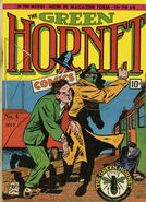 Green Hornet Comics Vol 1 4