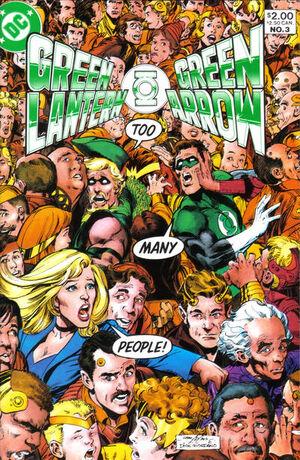 Green Lantern Green Arrow Vol 1 3