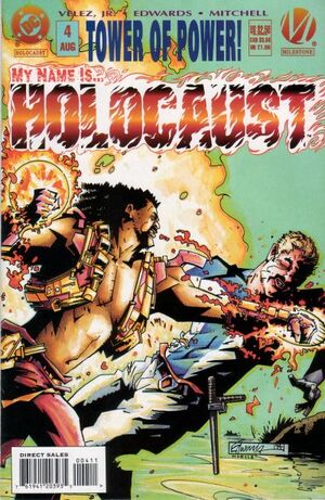 My Name is Holocaust Vol 1 4