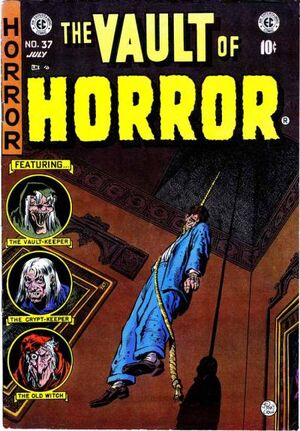 Vault of Horror Vol 1 37