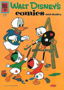 Walt Disney's Comics and Stories Vol 1 258