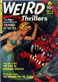 Weird Thrillers Vol 1 3