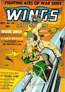 Wings Comics Vol 1 14