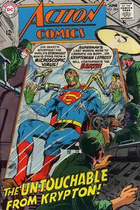 Action Comics Vol 1 364
