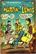 Adventures of Dean Martin and Jerry Lewis Vol 1 6