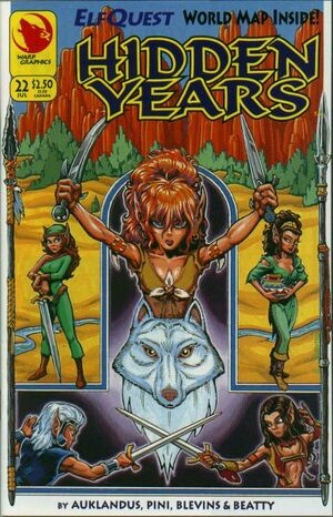 Elfquest Hidden Years Vol 1 22