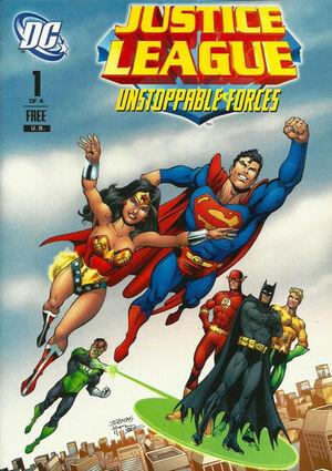 General Mills Presents Justice League Vol 1 1