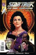 Star Trek The Next Generation Perchance to Dream Vol 1 3