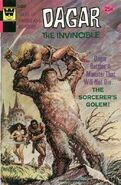 Tales of Sword and Sorcery Dagar the Invincible Vol 1 13 Whitman