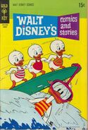 Walt Disney's Comics and Stories Vol 1 359