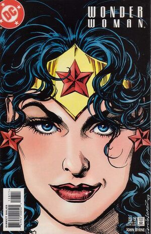 Wonder Woman Vol 2 128