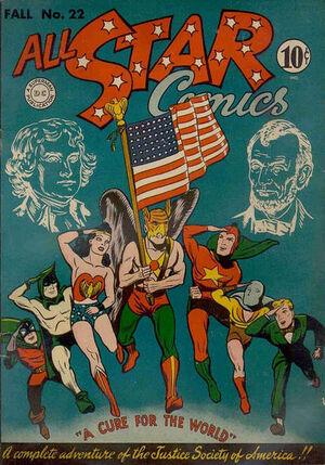 All-Star Comics Vol 1 22