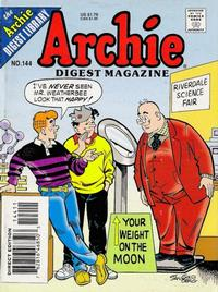 Archie Comics Digest Vol 1 144