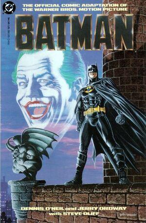 Batman The Official Comic Adaptation Vol 1 1