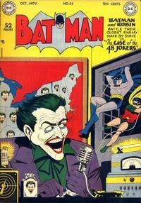Batman Vol 1 55