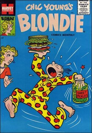 Blondie Comics Vol 1 86